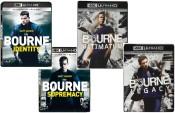 """Amazon.it: """"Die Bourne Identität"""" bis """"Das Bourne Vermächtnis"""" (Teile 1-4) mit dt. Ton als 4k Ultra HD Blu-ray für 67€ inkl. VSK"""
