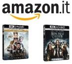 Amazon.it: Snow White and the Huntsman & The Huntsman: Winter's War [4K Ultra HD + Blu-ray] zusammen für 15€ oder 3 für 18€