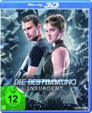 Amazon.de: Die Bestimmung – Insurgent – Lenticular Edition (inkl. 2D-Version) [3D Blu-ray] für 4,50€