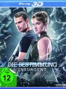 Amazon.de: Die Bestimmung – Insurgent – Lenticular Edition (inkl. 2D-Version) [3D Blu-ray] für 4,50€