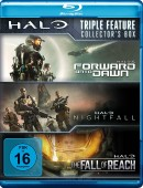 Amazon.de: HALO – Triple Feature Collector's Box [Blu-ray] für 9,99€ +VSK
