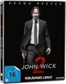 [Vorbestellung] Amazon.de: John Wick II Steelbook [Blu-ray] [Limited Edition] für 19,99€+ VSK