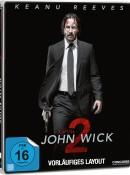 [Vorbestellung] Amazon.de: John Wick II Steelbook [Blu-ray] [Limited Edition] für 29,99€ inkl. VSK