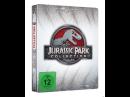 MediaMarkt.de: Gönn Dir Dienstag mit Jurassic Park Collection 1-4 Steelbook [Blu-ray] für 19€ inkl. VSK