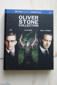 [Fotos] Oliver Stone Collection – Limited Mediabook (+ 3 Kinoplakate)