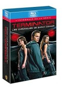 Amazon.fr: Terminator – The Sarah Connor Chronicles – 1. & 2. Staffel [8 Blu-rays] für 11,99€ + VSK