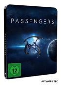 [Vorbestellung] Amazon.de: Passengers Steelbook [3D-Blu-ray] für 26,99€ + VSK