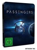 [Vorbestellung] Amazon.de: Passengers Steelbook [3D-Blu-ray] für 28,85€ + VSK