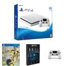 Amazon.co.uk: div. PS4 Bundles für rund 300€ inkl. VSK z.B. Sony PlayStation 4 500GB White + FIFA 17 + Steelbook + White DS4