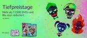 Amazon.de: Tiefpreistage – DVDs & Blu-rays reduziert (bis 08.01.2017)