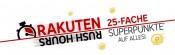 Rakuten.de: 25-fach Superpunkte + 10€ Gutschein z.B. Horizon: Zero Dawn [PS4] für 49,99€ + 14,75€ Superpunkte