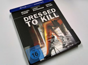 [Fotos] Dressed to Kill – Mediabook (Filmconfect Essentials)