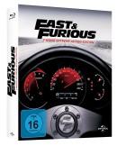 [Vorbestellung] Amazon.de: Fast & Furious – 7-Movie Digibook Collection – Limited Edition (+ Bonus DVD) [Blu-ray] für 49,99€