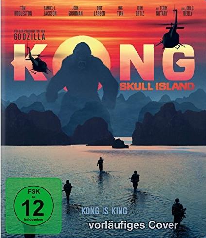 Kong Skull Island BD