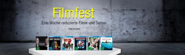Amazon.de: Neue Aktionen (20.02.17) & Filmfest – Eine Woche reduzierte Filme und Serien