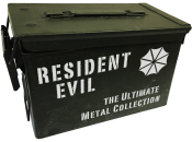 [Vorbestellung] MediaMarkt.de: Resident Evil – Ultimate Metal Collection (Exklusiv bei Media Markt – Limitiert auf 250 Exemplare) [Blu-ray] für 199,99€ + VSK