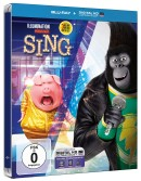 [Vorbestellung] Media-Dealer.de: Sing Limited Steelbook [Blu-ray] für 19,99€ + VSK