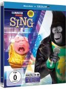 [Vorbestellung] Media-Dealer.de: Sing Limited Steelbook [Blu-ray] für 19,99€ + VSK