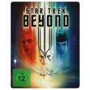 Mueller.de: Star Trek Beyond (exklusives Müller Steelbook) [Blu-ray] für 17,99€