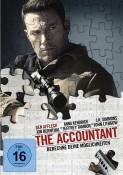 [Vorbestellung] Amazon.de: The Accountant (Steelbook) (exklusiv bei Amazon.de) [Blu-ray] [Limited Edition] für 29,99€ inkl. VSK