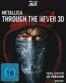 Amazon.de: METALLICA – Through the Never (2-Disc Edition, Steelbook) [3D Blu-ray] für 4,97€ + VSK