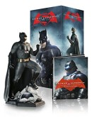 Amazon.de: Batman v Superman Digibook inkl. Batman/Superman Statue [Blu-ray] für 89,97€ inkl. VSK