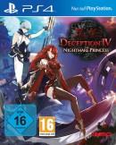 Amazon.de: Deception IV: The Nightmare Princess [PS4] für 14,45€ + VSK