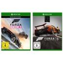 Amazon.de: Forza Horizon 3 – Standard Edition + Forza Motorsport 5 – Day One – Edition (Xbox One Bundle) für 49,99€ inkl. VSK