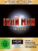 [Vorbestellung] Amazon.de: Iron Man Trilogy Steelbook [4K Ultra HD] für 66,27€ inkl. VSK