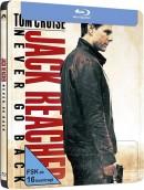 [Vorbestellung] Media-Dealer.de: Jack Reacher 2 – Kein Weg zurück Steelbook [Blu-ray] für 19,99€ + VSK
