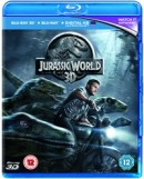 Zoom.co.uk: Jurassic World (3D Edition with 2D Edition) [Blu-ray] für 5,09€ inkl. VSK