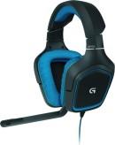 Amazon.de: Angebot des Tages – Bis zu 38% reduziert: Gaming Zubehör von Logitech z.B. Logitech G430 Gaming Kopfhörer (Dolby 7.1-Surround-Sound für PC und PS4) blau für 39,99€ inkl. VSK