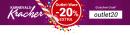 medimops.de: Karnevals-Kracher: – 20 % auf Outlet Ware ohne MBW