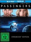 Amazon.de: Passengers Steelbook [Blu-ray] für 9,99€ + VSK