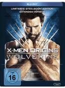 [Vorbestellung] Saturn.de: X-Men Origins – Wolverine/The Wolverine Steelbook [Blu-ray] für 19,99€/17,49€ inkl. VSK