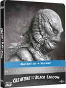 Zavvi.de: Steelbook Ausverkauf mit z.B. Creature from the Black Lagoon 3D – Limited Edition Steelbook (Includes 2D Version) für 10,65€ inkl. VSK
