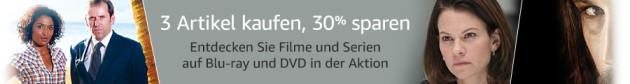 Amazon.de: Neue Aktionen (13.03.17) – 3 Artikel kaufen, 30% sparen bis 19.03.17