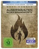 Mueller.de: Maze Runner – Die Auserwählten in der Brandwüste (exklusives Müller Steelbook) (Blu-ray Disc) für 9,99€