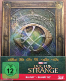 [Review] Doctor Strange 3D Blu-ray Steelbook