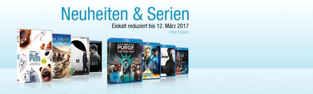Amazon.de: Neue Aktionen (06.03.17) und Filme Eiskalt reduziert bis 12.03.17