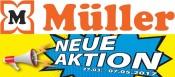 Mueller.de: 2 Blu-rays für 15€