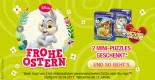 Disneymoviesandmore.de: Osteraktion 2017 – 2 Mini-Puzzle gratis bei Einlösung von zwei Codes