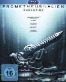 Saturn.de: Prometheus to Alien – Evolution [5 Blu-rays] für 19,99€ inkl. VSK