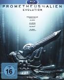 Amazon.de: Prometheus to Alien – Evolution [5 Blu-rays] für 18,00€ + VSK