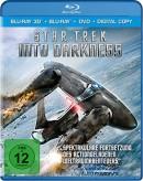Media-Dealer.de: Star Trek – Into Darkness [3D Blu-ray] 3 Disc Version für 9,89€ + VSK