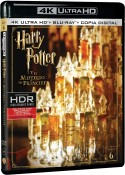 Amazon.es: Neue 4K Ultra-HD Blu-ray Angebote z.B. Harry Potter Filme für 20,79€ + VSK