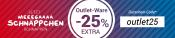 Medimops.de: 25% Extra auf Outlet Ware