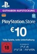 Amazon.de: Bis 30. März 2017 mindestens 50€ Guthaben verwenden, um im PSN Store einzukaufen und dafür einen 10€ Gutschein erhalten.