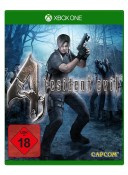 Amazon.de: Resident Evil 4 + 5 + 6 [Xbox One] für je 17,49€ + 4,99€ VSK