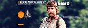 Saturn.de: Chuck Norris wird 77 Aktion z.B. mit Black Tiger (Platinum Collection) – (Blu-ray) für 14,99€ inkl. VSK